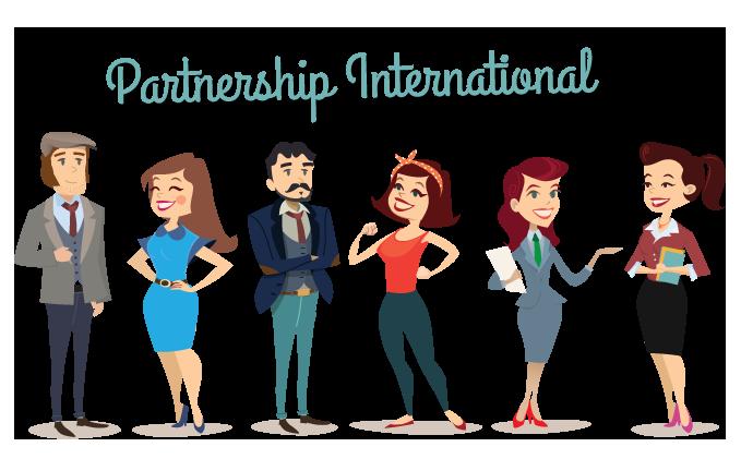 El equipo de Partnership International