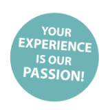 Your Experience is Our Passion