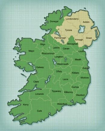 countiesofireland günstigste Weg von Cork nach Dublin