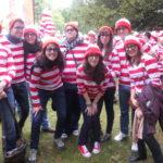 Actividades culturales -where is wally