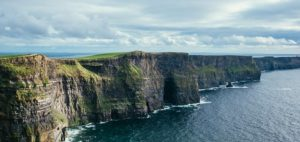 Sitios imprescindibles de Irlanda cliffs of moher