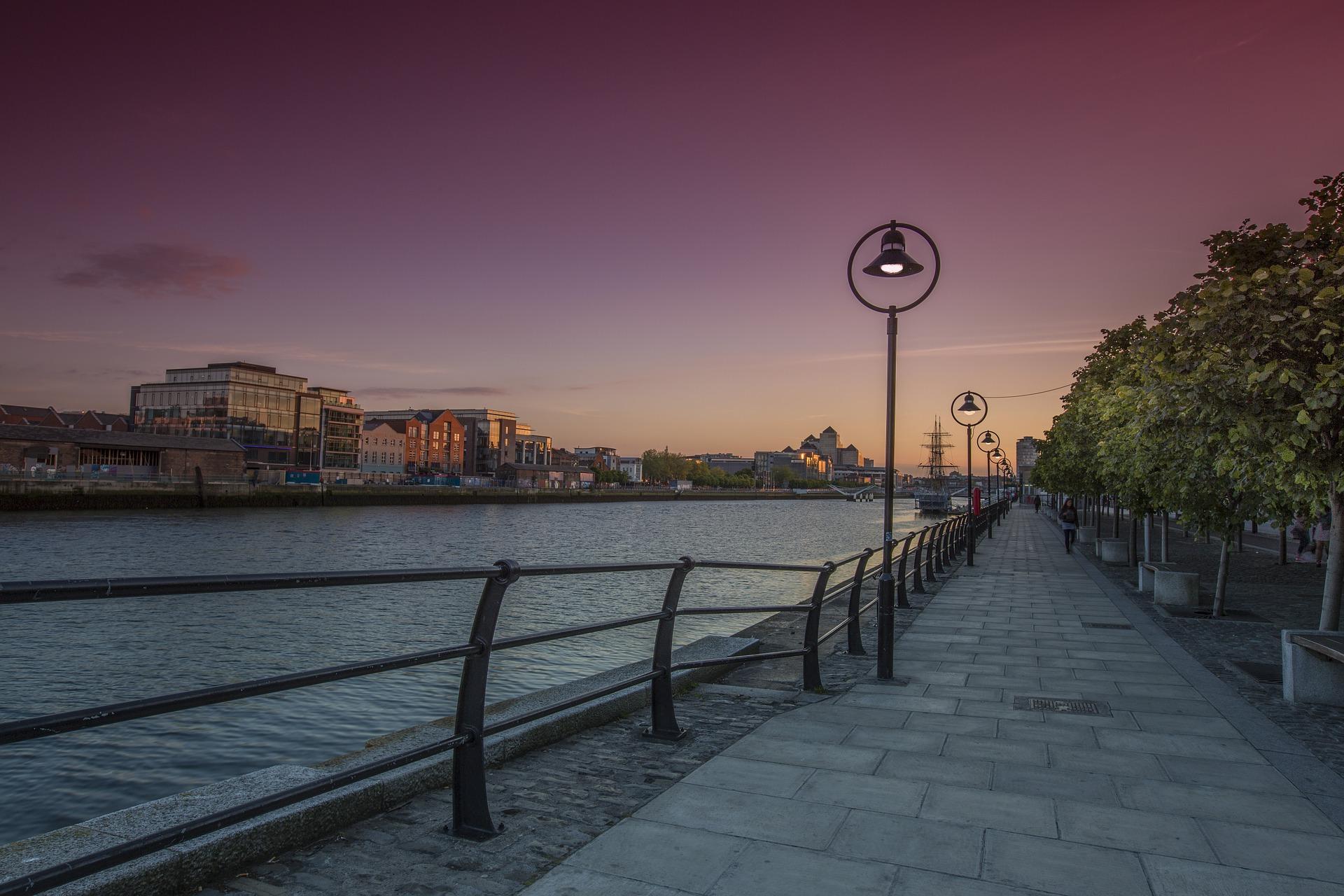 24 hours in Dublin
