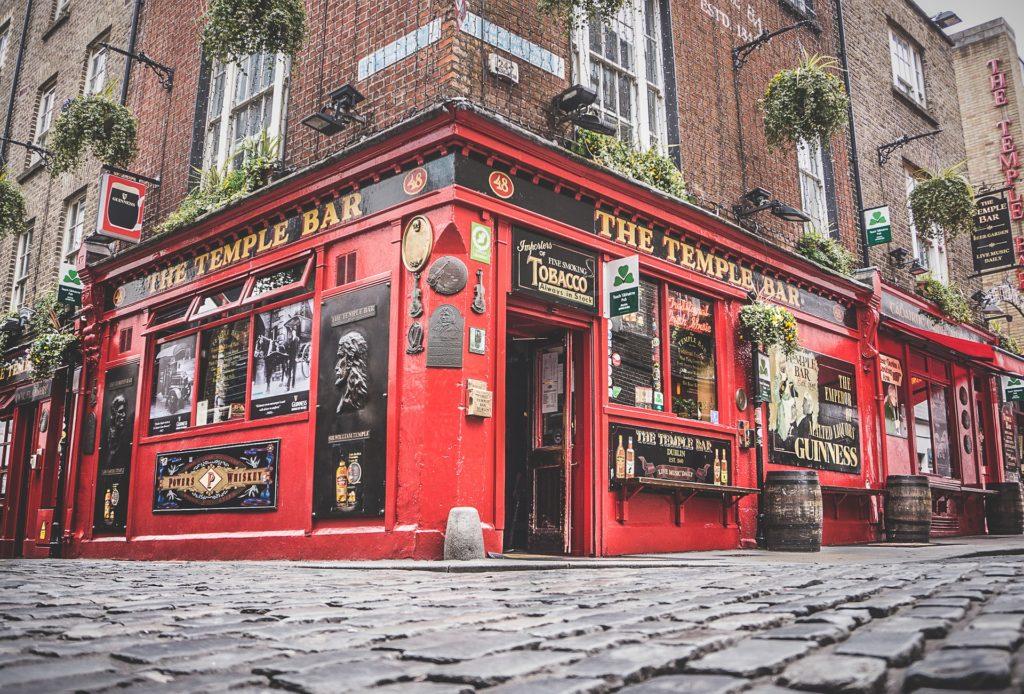 24 horas em Dublin