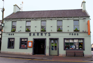 oldest pubs in Cork barrs bar ireland