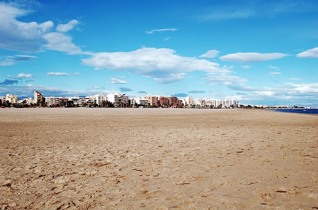 spain beach travel
