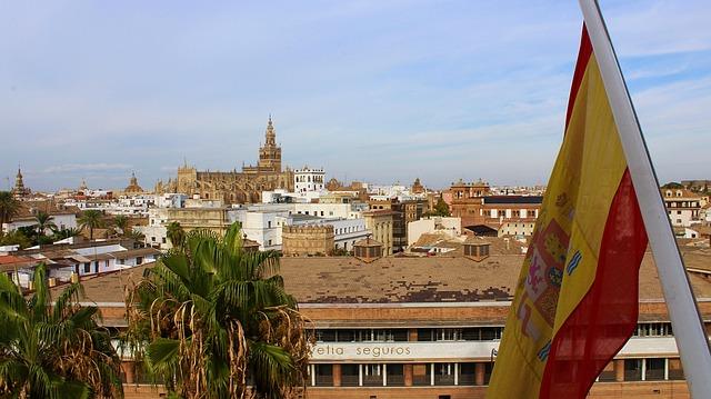 valencia city view