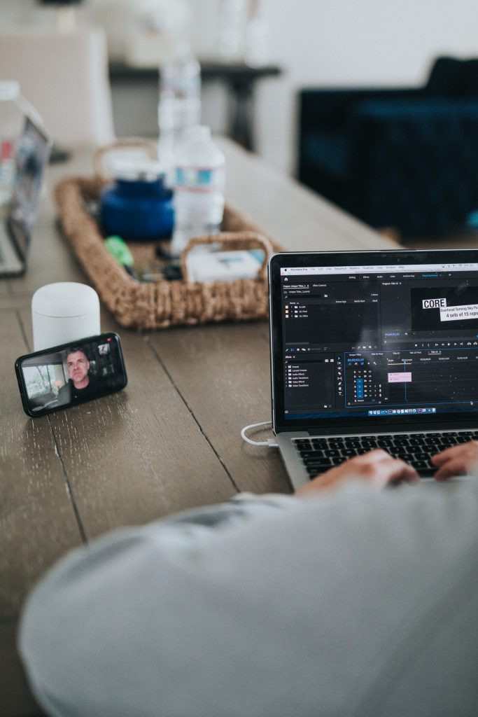 create training videos for your remote interns